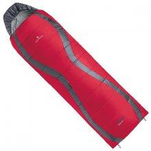 Спальный мешок Ferrino Yukon Pro SQ/+3°C Red/Grey (Left)