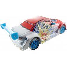 Фото - Машинка Disney Pixar Cars, Ice Racers Die-Cast Car, Vitaly Petrov, 1:55