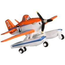 Самолет Planes Racing Dusty with Pontoons Diecast Vehicle