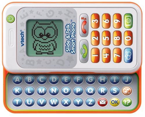 Фото - Развивающая игрушка VTech Обучающий Смарт-телефон Slide and Talk Kids Smart Phone Toy