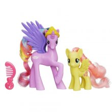 My Little Pony Princess Cutie Mark Magic Princess Sterling and Fluttershy