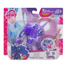 Фото - Фигурка Hasbro My Little Pony Explore Equestria Sparkle Bright 3.5-inch Princess Luna