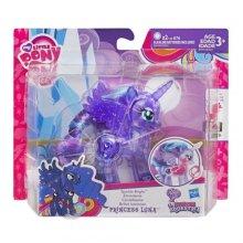 Фото - Фигурка Hasbro My Little Pony Explore Equestria Sparkle Bright 3.5-inch Princess Luna