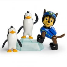 Spy Chase and Penguins Rescue Set