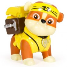 Hero Series Pup-Fu Rubble