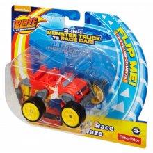 Фото - Машинка Fisher-Price Внедорожник транспортирующийся в спортивный автомобиль Вспыш 2в1