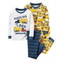 Пижама для мальчика, с принтом Бетономешалка