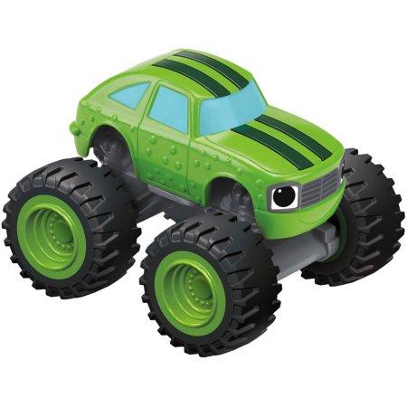Фото - Машинка Fisher-Price Машинка Blaze (Огурчик) and the Monster Machines Pickle Vehicle