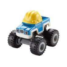 Nickelodeon Blaze (Работник) and the Monster Machines Worker Truck
