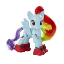 My Little Pony (шарнирная) Friendship is Magic Rainbow Dash Sightseeing Figure