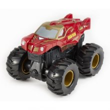 Monster Jam Iron Man Vehicle