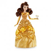 Disney Belle Classic doll with Chip figure