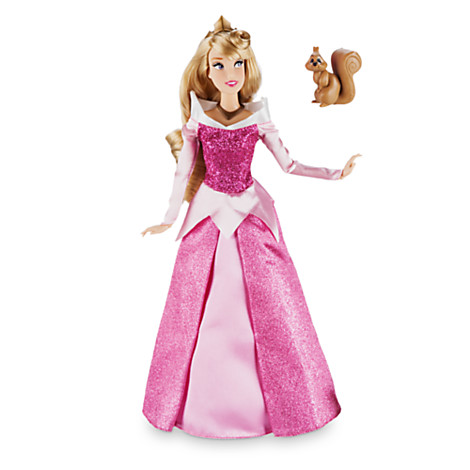 Фото - Кукла Disney Aurora Classic Doll with Squirrel
