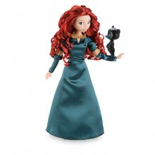 Disney Merida Classic doll with Bear Cub figure