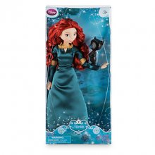 Фото - Кукла Disney Disney Merida Classic doll with Bear Cub figure