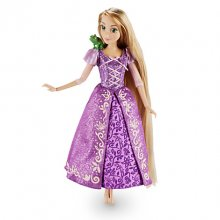 Disney Rapunzel Classic doll with Pascal figure