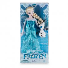 Фото - Кукла Disney Elsa Classic Doll with Olaf Figure