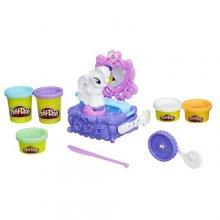 Набор для лепки Туалетный столик Рарити Play-Doh My Little Pony Rarity Style and Spin Set