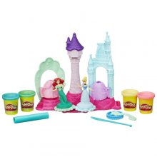 для творчества Play-Doh Royal Palace Featuring Disney Princess