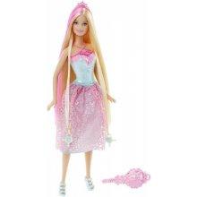 Endless Hair Kingdom Princess Doll, Pink