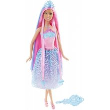 Endless Hair Kingdom Princess Doll, Blue