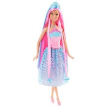 Фото - Кукла Barbie Endless Hair Kingdom Princess Doll, Blue