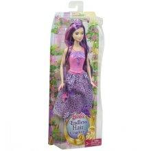 Фото - Кукла Barbie Endless Hair Kingdom Princess Doll, Purple