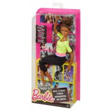 Фото - Кукла Barbie Made To Move Doll - Brunette Bun