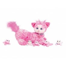 Kitty Surprise Plush, Sassy