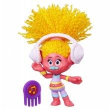 Герои Ди-Джей Звуки из мультфильма Тролли DreamWorks Trolls DJ Suki Collectible Figure
