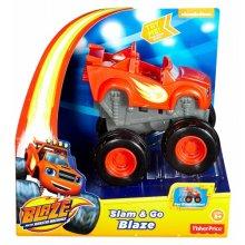 Nickelodeon Вспыш (S&G) Blaze and the Monster Machines Slam & Go Blaze