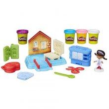 для лепки Доктор Плюшева Play-Doh Docs Clinic Featuring Disney Doc McStuffins