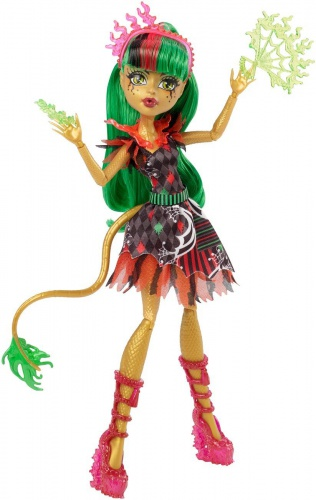 Фото - Кукла Monster High Freak du Chic Jinafire Long Doll