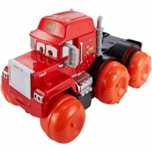 Pixar Cars, Hydro Wheels, Deluxe Mack Bath Vehicle