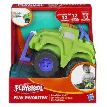 Фото - Машинка Playskool Грохочущий грузовик Play Favorites Rumblin 4х4