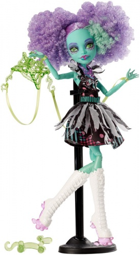 Фото - Кукла Monster High Freak du Chic Honey Swamp Doll