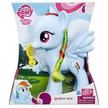 Пони Радуга Рейнбоу My Little Pony Дружба и магия Rainbow Dash