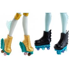 Фото - Кукла Monster High Lagoona Blue and Gil Weber Wheel Love, набор
