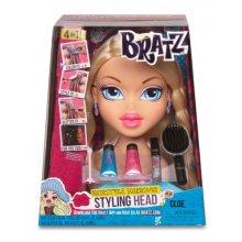 Фото - Игровой набор Bratz  Голова для создания причесок Styling Head- Cloe
