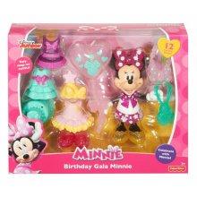 Фото - Фигурка Fisher-Price Disney Minnie Mouse День Рождение Минни