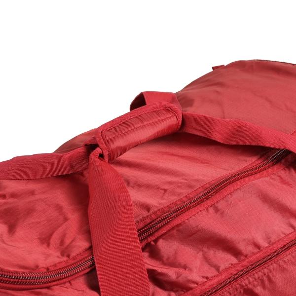 fd86a2fb841b Сумка дорожная на колесах Members Foldaway Wheelbag 105 123 Red ...