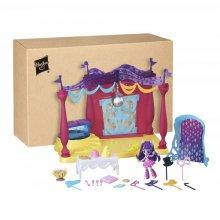 Танцевальная площадка с мини-куклой Твайлайт My Little Pony Equestria Girls Minis Canterlot High Dance Playset with Twilight Sparkle Doll