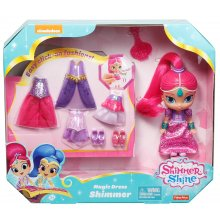 Shimmer and Shine Magic Dress Shimmer, игровой набор
