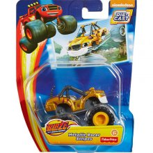 Фото - Машинка Fisher-Price Джип Nickelodeon Blaze (Рык металлик) and The Monster Machines - Monster Morpher Strip