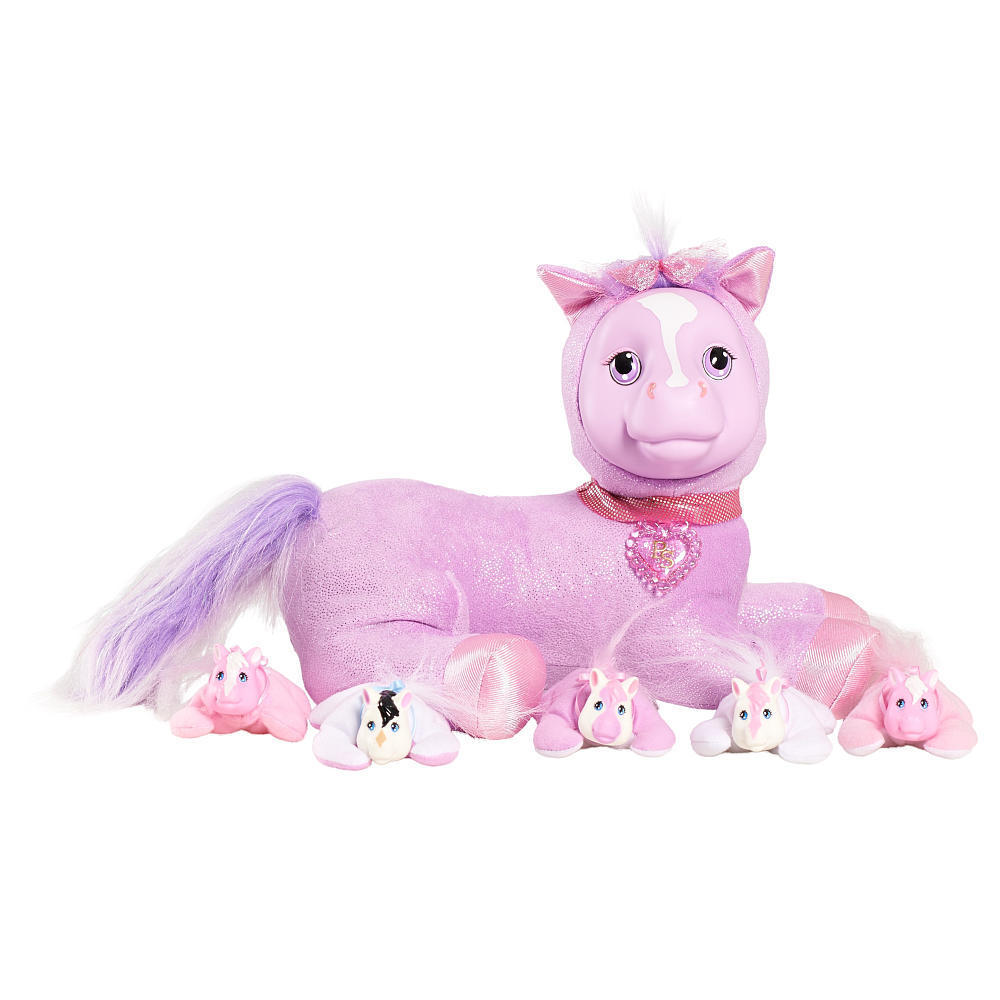 Фото - Мягкая игрушка Just Play Pony Surprise Plush, Jazzy