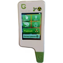 GreenTest ECO 5(Дозиметр+Нитрат-тестер+Измеритель жесткости воды)