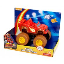 Говорящий Грязевой джип Вспыш - Nickelodeon Blaze and the Monster Machines Talking Mud Fest Vehicle