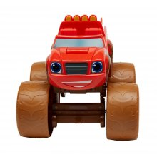 Фото - Машинка Fisher-Price Говорящий Грязевой джип Вспыш - Nickelodeon Blaze and the Monster Machines Talking Mud Fest Vehicle