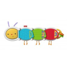 Фото - Развивающая игрушка Fisher-Price Гусеница с сюрпризом Flip & Surprise Caterpillar