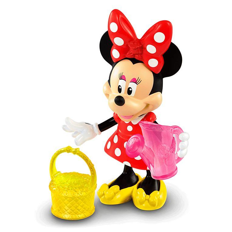Фото - Фигурка Fisher-Price Цветочный сад Минни Disney Minnies Flower Garden Bowtique